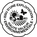 Domaine de la Perruche - Logo HVE Niveau 3