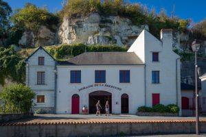 Domaine de la Perruche - Accès à la boutique de vente de vins
